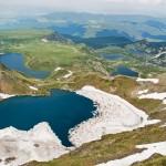 Седемте езера, Автор: Димитър Алексов