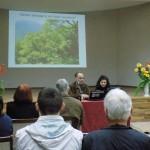 """Дискусия за опазване на горите като туристически ресурс.  Автор на снимката: д-р Десислава Алексова, главен асистент в МВБУ и активист на Коалиция """"За да остане природа в България"""""""